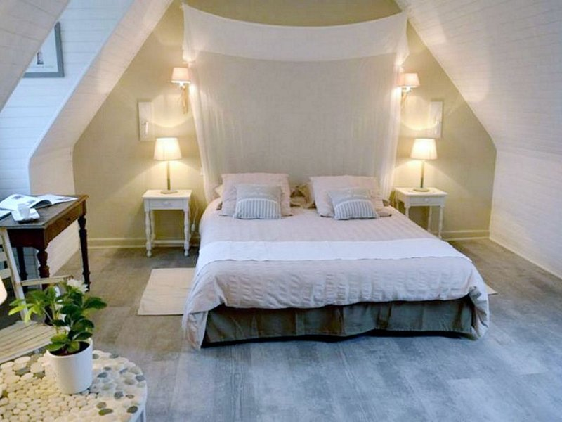chambre de charme  Bréhat, holiday rental in Pontrieux
