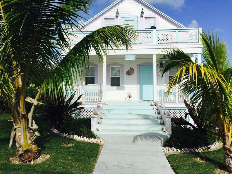 SeaFan - Paradise Found - Historic Ocean View Cottage, holiday rental in Spanish Wells