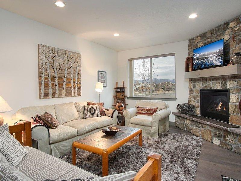Edgewater 5 - New Const located 10 minutes from Snowbasin | Discount lift ticket, alquiler vacacional en Huntsville