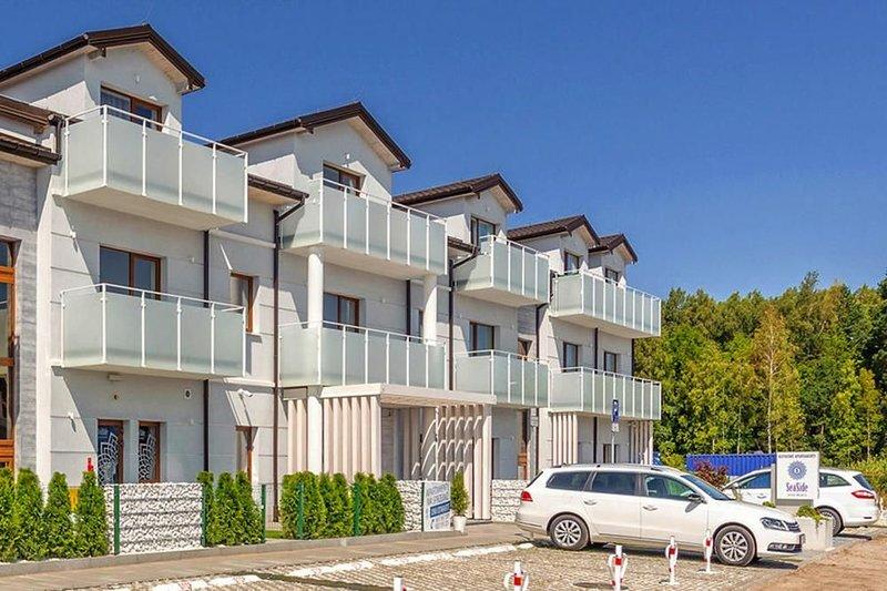 Appartement, Grzybowo, holiday rental in Dzwirzyno