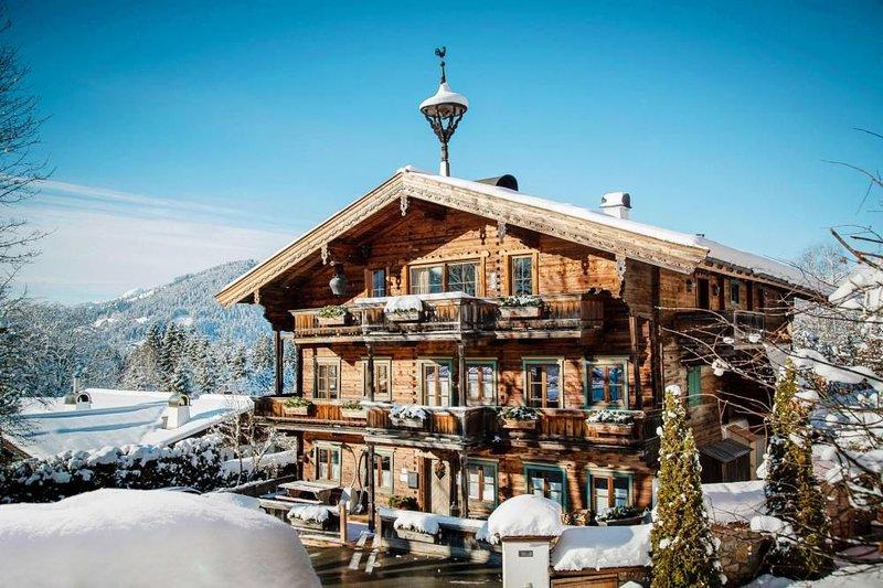 Appartement Penthouse, Kitzbühel, vacation rental in Kitzbuhel