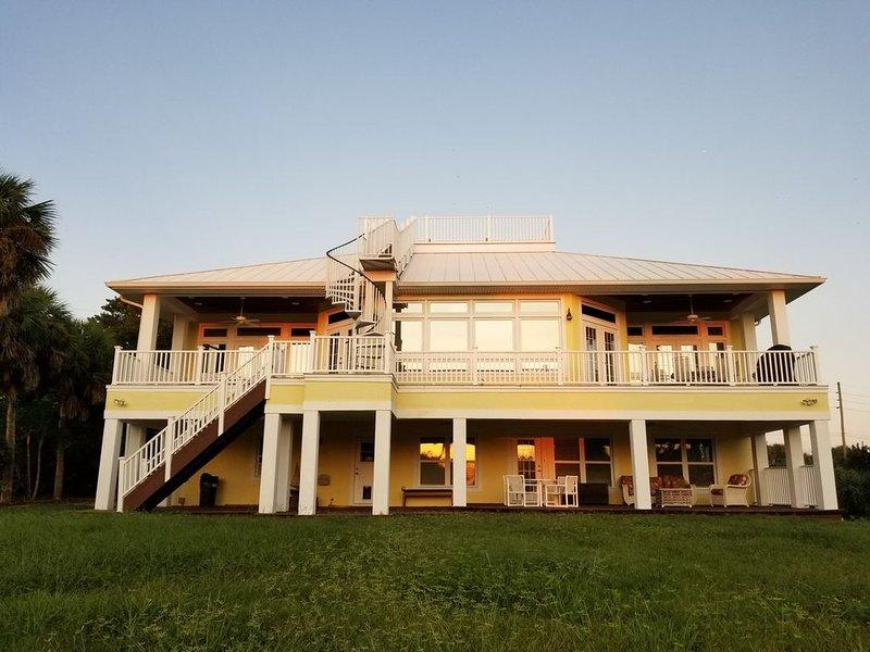 Pepper Cove Beach House, vakantiewoning in Micco