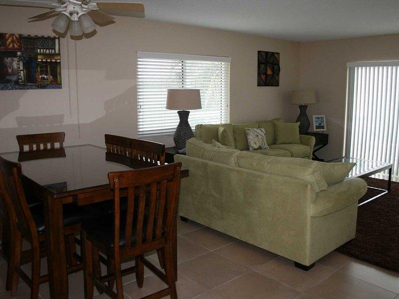 (109) Oceanfront Condo Ground Floor 1 Level, holiday rental in Indialantic