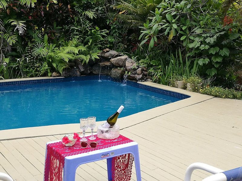 Storybook Fairy tale villa, holiday rental in Coral Coast