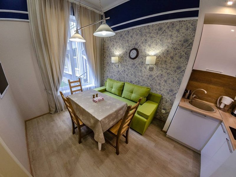 One-bedroom apartment in the Olympic Park in Sochi, vacation rental in Adler District