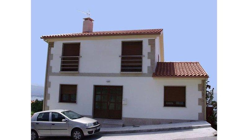 Casa con Vistas al Mar, holiday rental in Cangas do Morrazo