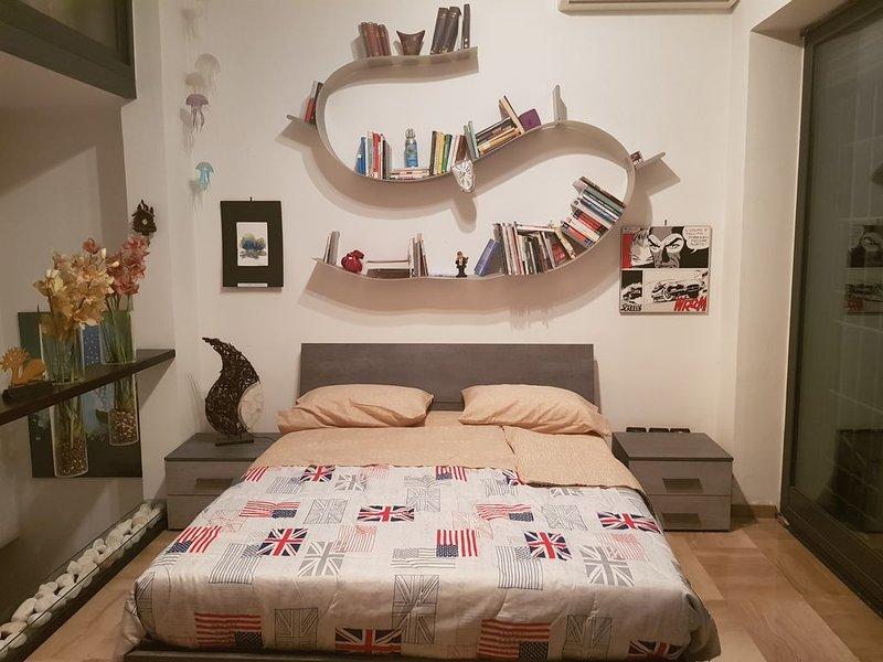 eur 2 intero appartamento con due letti matrimoniali, holiday rental in Castel di Leva