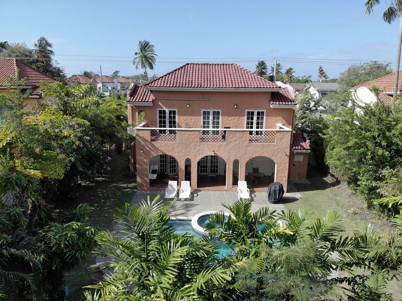 Tropical Retreat – semesterbostad i Bon Accord