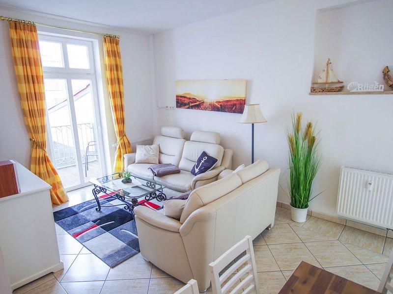 Appartement Sommerwind - App.1 - 1. Reihe am Strand und Meer, holiday rental in Ostseebad Binz
