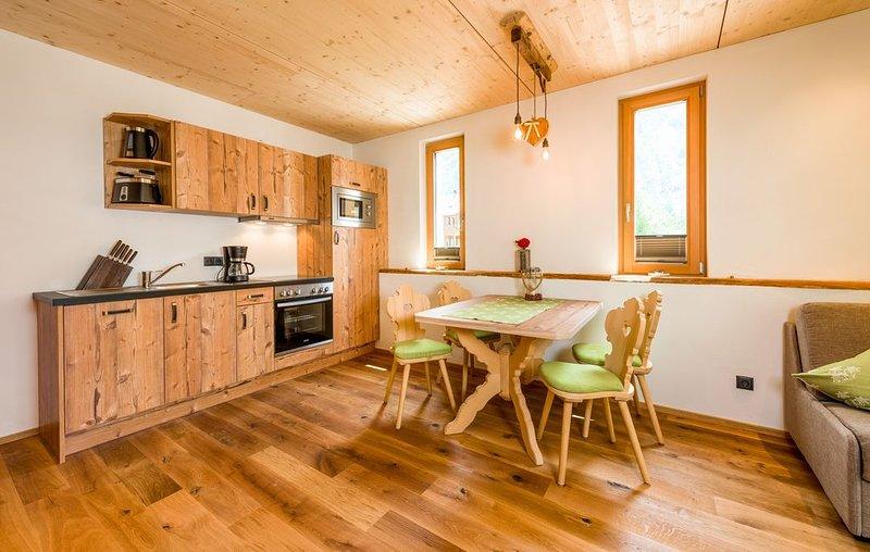 Erholungswelt Lechrefugium - FEWO Herzgespann, vacation rental in Elbigenalp