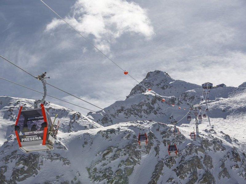 Snow Peak Appartment, location de vacances à Ponte di Legno