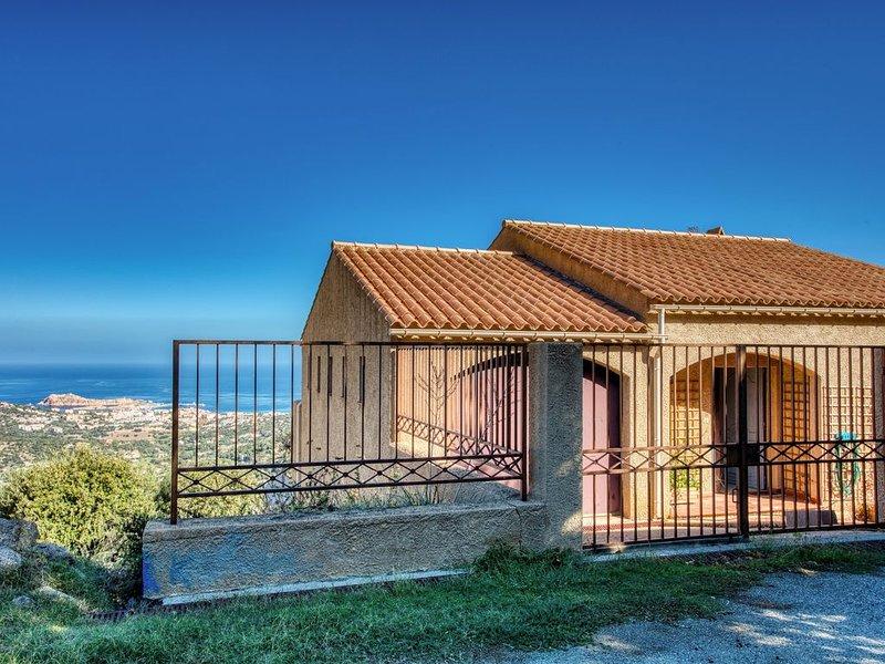 Maison Santa Reparata, location de vacances à Pigna