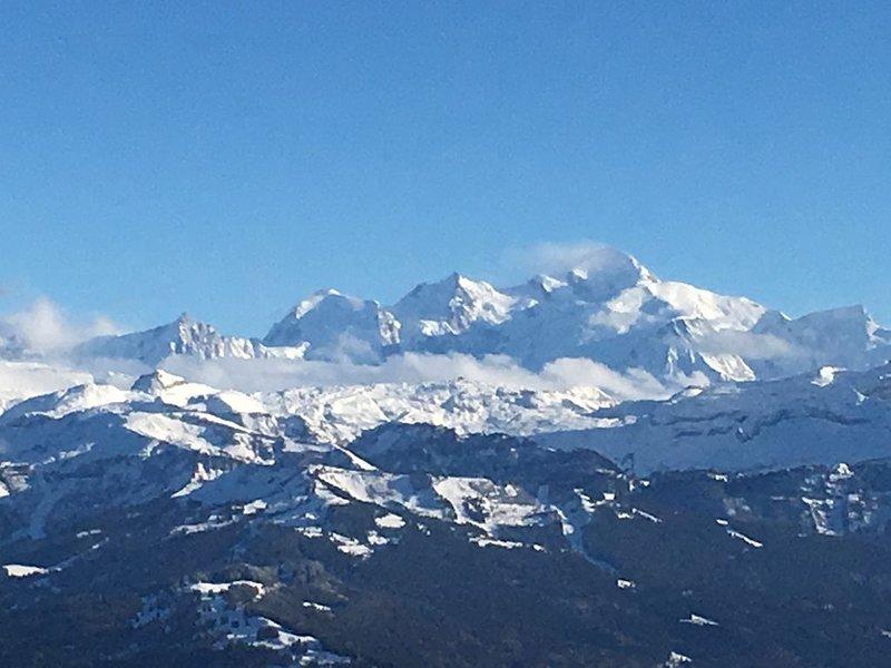 Ski/rando Alpes du nord Haute Savoie, casa vacanza a Onnion