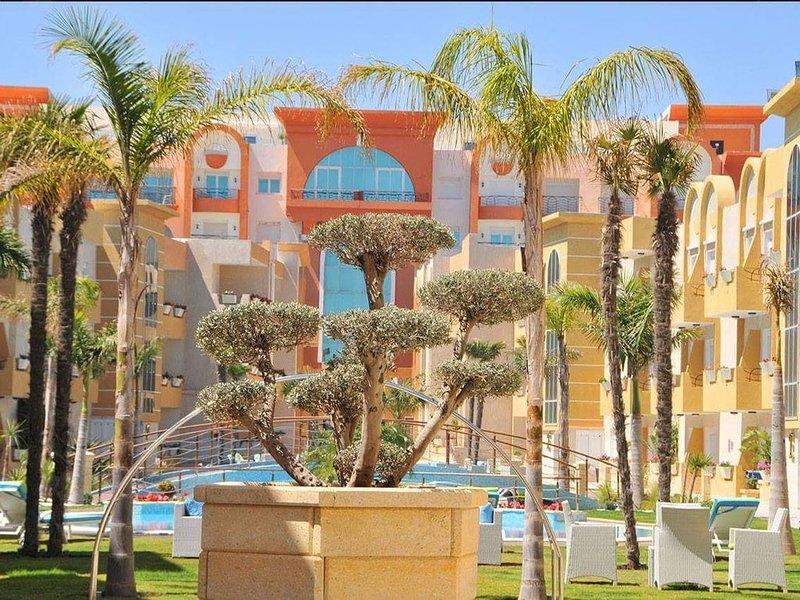 Luxueux Haut Standing S+2 , Résidence les dunes , Port El Kantaoui, vacation rental in Sousse