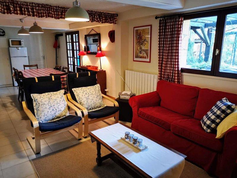 Vacances Castellane location saisonnière, vacation rental in La Palud sur Verdon