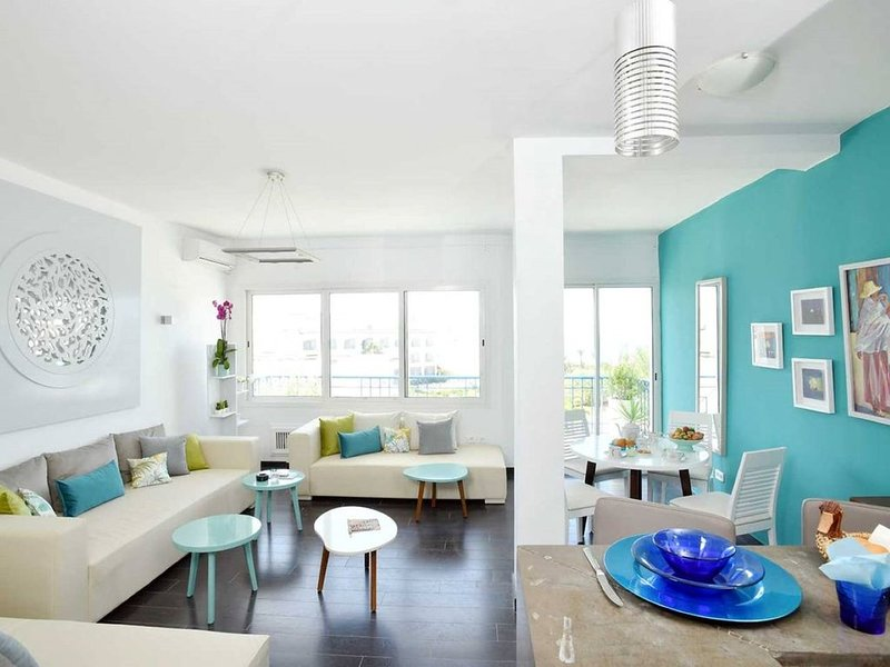 Appartement Le Turquoise, holiday rental in La Marsa