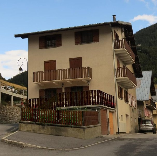 Gîte La faviere pour 2 personnes, holiday rental in Termignon