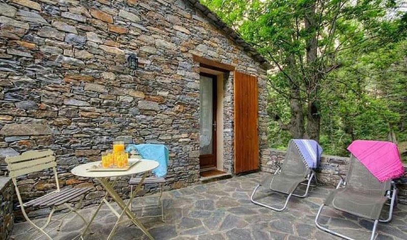 GÎTES DE CASABIANCA CASTAGNICCIA HAUTE-CORSE, location de vacances à Castello-di-Rostino