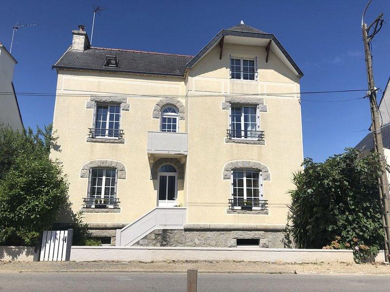 Maison 8 personnes - Entre le Bélon et Kerfany, vacation rental in Riec-sur-Belon