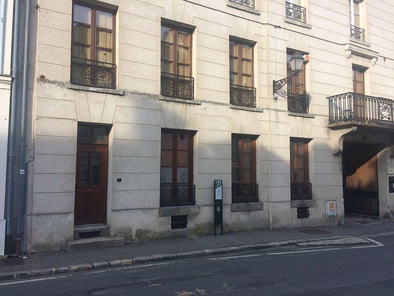 Studio en centre ville, aluguéis de temporada em Dourdan