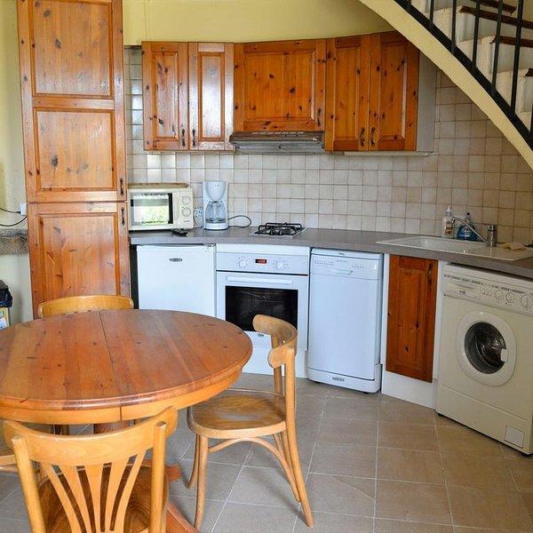 Le gîte Colombier ancien Pigeonnier, aluguéis de temporada em Vermenton