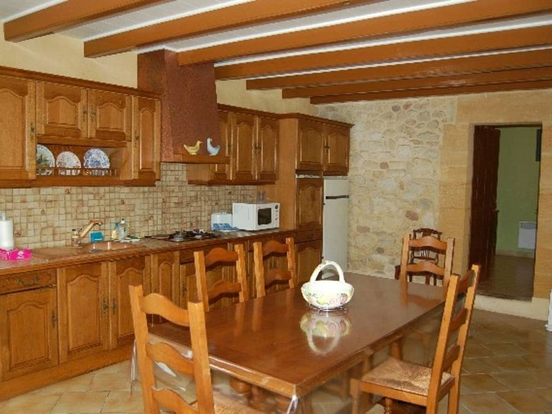 Grand Gite les deux meules, vacation rental in Tayac