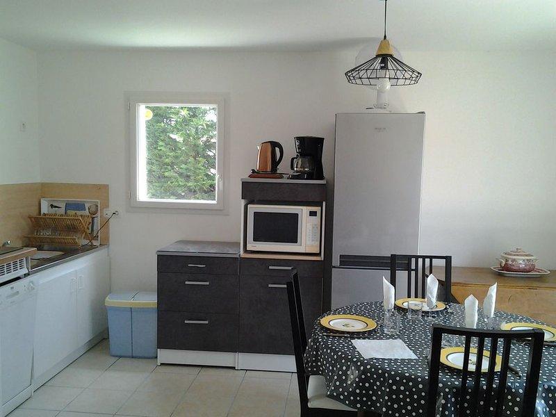 LES HAUTES MERS-ESCALE 5.9.7 chez Marylaine et Claude, English speaking, location de vacances à Talmont-Saint-Hilaire