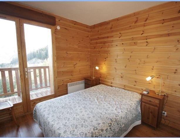 Joli appartement avec balcon  praloup 1600, a proximité des pistes, holiday rental in Uvernet-Fours