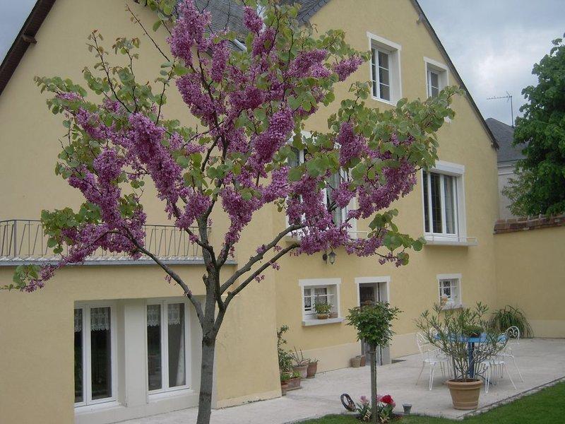 Chambre d hôte ,avec accès indépendant., casa vacanza a Le Pin-la-Garenne