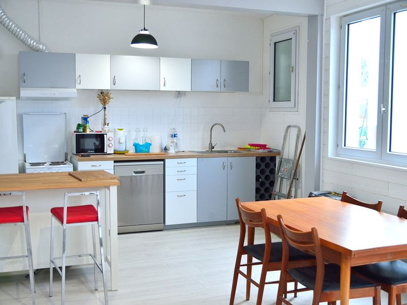 Maison '' l'entre deux plages '', holiday rental in Ile de Re