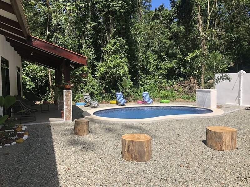 Jungle Oasis - Brand New Retreat !!, holiday rental in Puerto Limon
