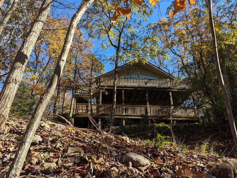 Massanutten Fall Refuge > Time with Family, Shuffleboard, Mountain Views, Nature, casa vacanza a McGaheysville