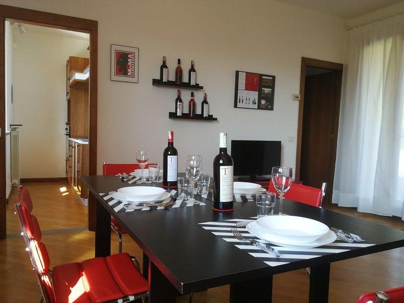 Apartment in Villa in the Vineyards - Apt. Alice, holiday rental in Strada in Chianti