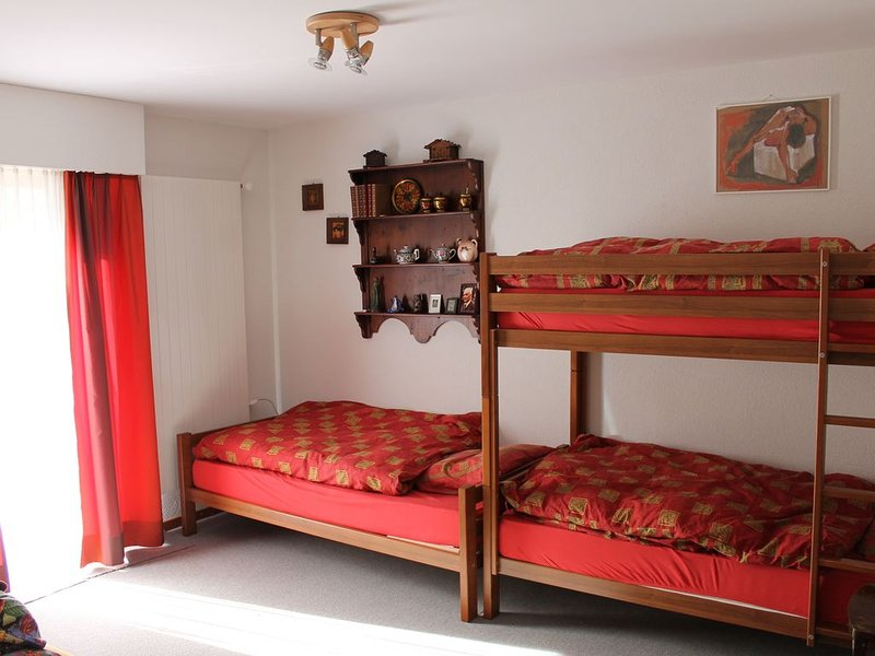 Cosy Apartment in the Heart of Valais, holiday rental in Bovernier