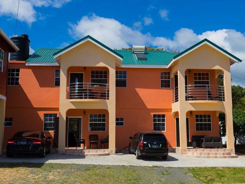 Jean's (1or 2 B/R)Condo, Sapphire Estate , Laborie, St.Lucia. Comfort In Style., alquiler de vacaciones en Laborie
