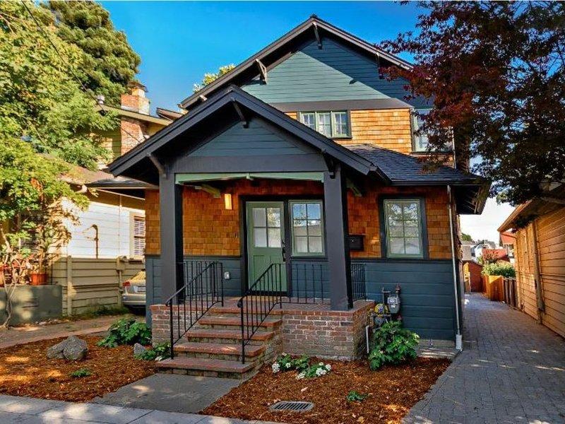 New  Rockridge house, alquiler de vacaciones en Oakland