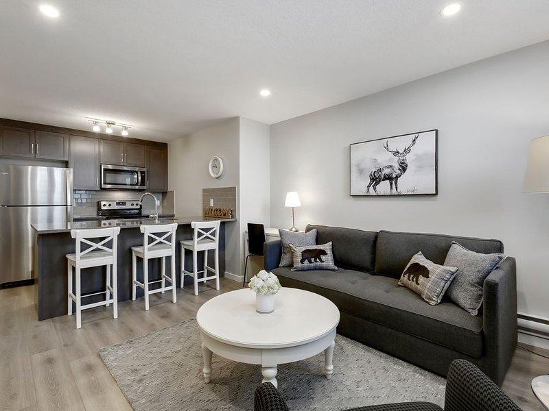 SETON Stylish & Urban 1 Bed condo, casa vacanza a De Winton