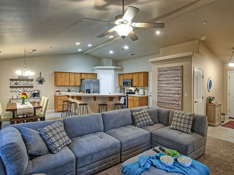 Brooke's Valley Retreat, holiday rental in Cottonwood