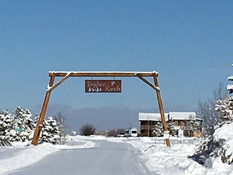 Charming cabin studio, alquiler vacacional en Alta