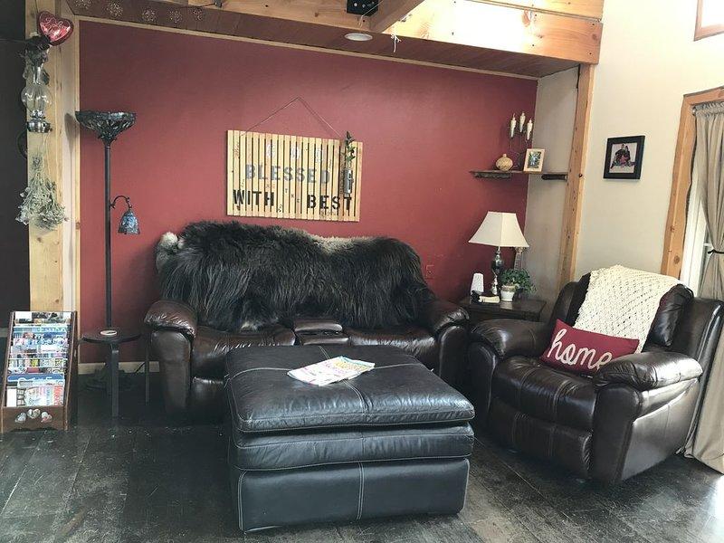 ALASKA SERENITY CABIN ., aluguéis de temporada em Sterling