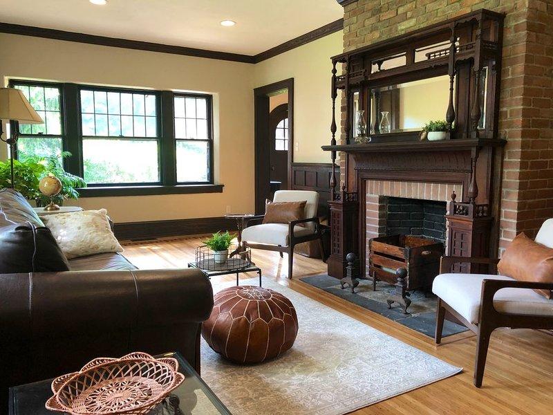 Elegant, Peaceful, and Warm, vacation rental in Pittsford
