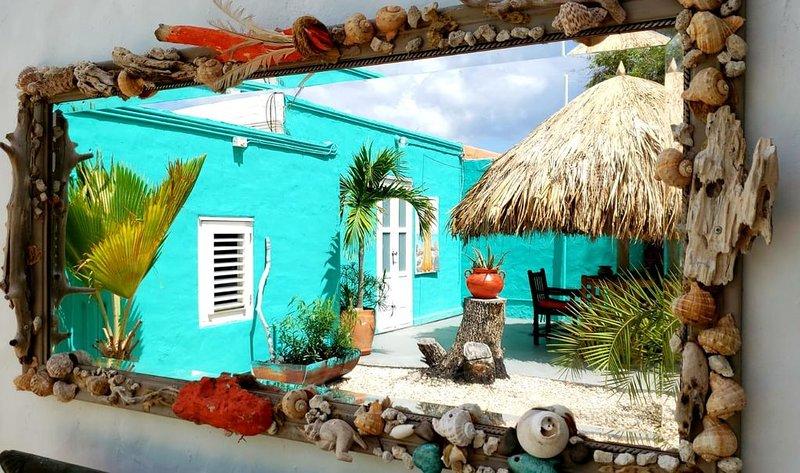Typisch Arubaans cunucuhuis in prachtige omgeving, holiday rental in Pos Chiquito