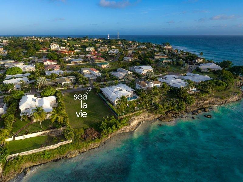 Sea La Vie · *Sea La Vie* Surfer's Paradise & Wellness Retreat – semesterbostad i Atlantic Shores