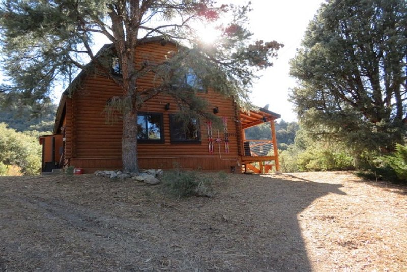 Log Cabin in Pine Mountain Club, vacation rental in Frazier Park