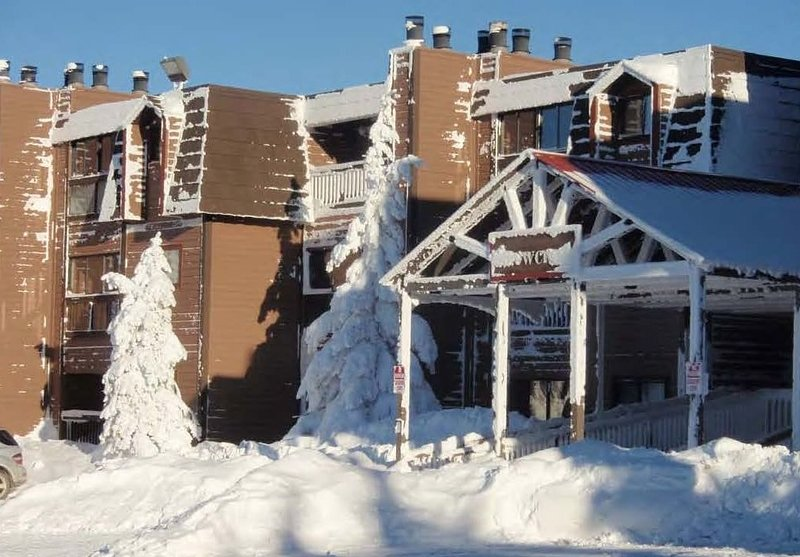 Snowcrest 1 Bedroom Condo (game room, hot tubs & laundry in building)., location de vacances à Snowshoe