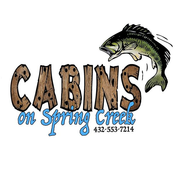 Our cabins are located on the crystal clear water of Spring Creek., holiday rental in Christoval