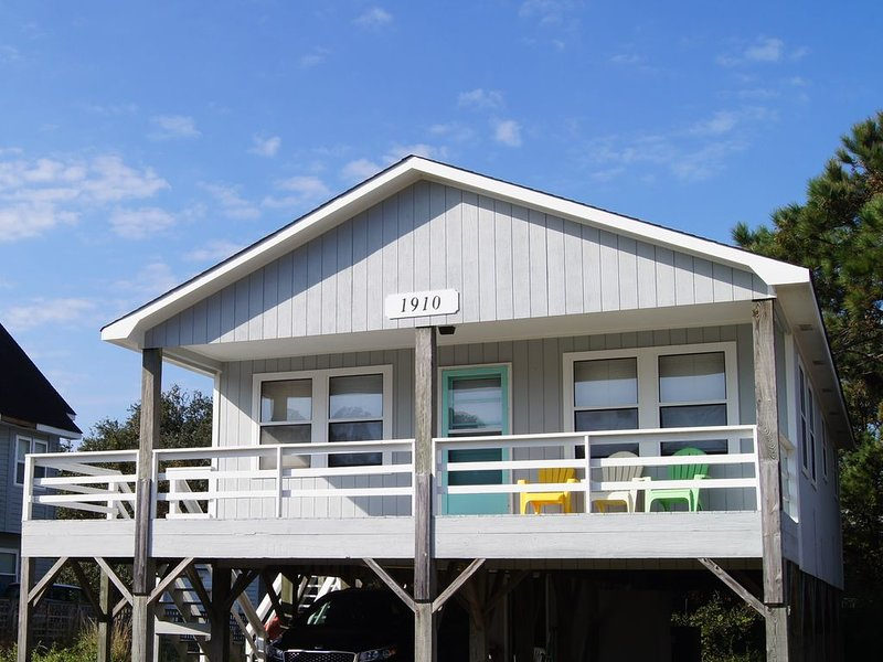 Autumn is a wonderful time to OBX! Book that last chance for hot sun and sand, alquiler de vacaciones en Kill Devil Hills