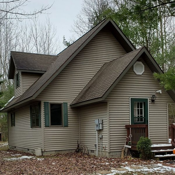 Top Notch Cabin in the Woods, holiday rental in Curran