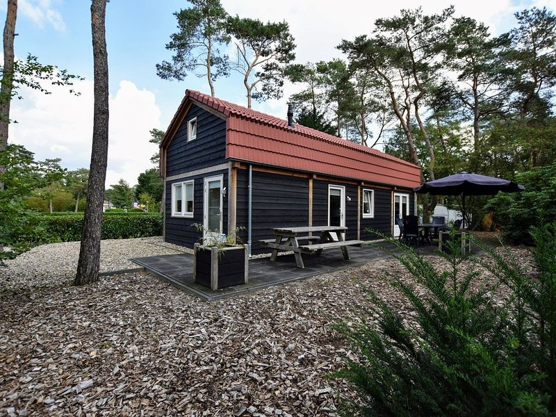 Peaceful Holiday Home in Doornspijk with Private Terrace, holiday rental in Vaassen