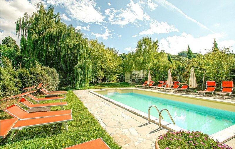 6 Zimmer Unterkunft in Brisighella, holiday rental in Dozza